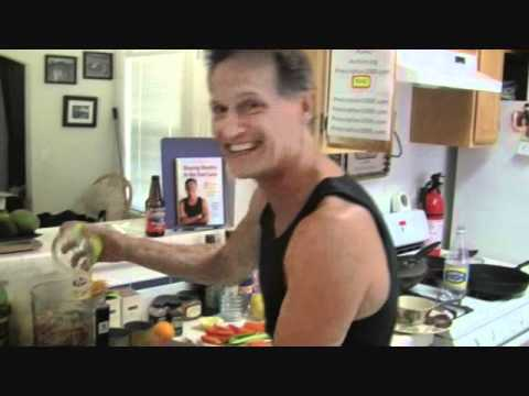 Sloppy Vegan Cooking Show (Bean Dip – Embarrassingly Bad!)