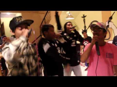 Live Perform Drengky Boyz X Wiz Dra'on - Budhal Kenthu (Pandaan Yes Caffe Sisha).