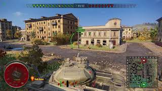 World of Tanks Xbox One X 4KGarage, loading times, gameplay