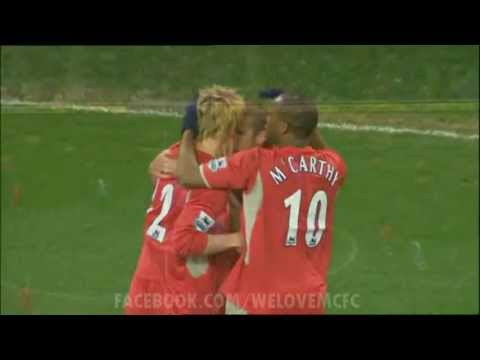 Man City 0-3 Blackburn 2006/2007
