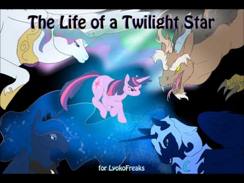 [Power Metal] The Life of a Twilight Star (For LyokoFreaks)