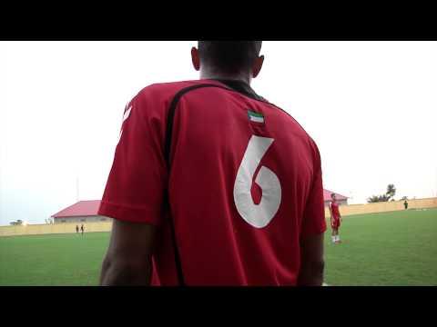 Equatorial Guinea - Training session (25/01) - Orange Africa Cup of Nations, EQUATORIAL GUINEA 2015