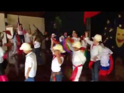 Celebración de la Anexión del Partido de Nicoya 2014