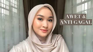 Makeup natural ANTI GAGAL - Fail Proof Makeup Tutorial | Kiara Leswara
