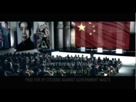 TV Ad: United States owes China