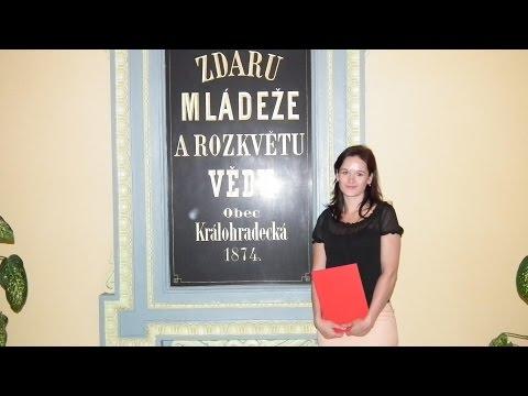 slavnostní ukončení *diplomovaný zubní technik* 20.6 2014 Hradec Králové