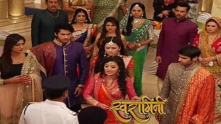Swaragini | 13th September 2016 | Swara & Ragini Get Parineeta ARRESTED