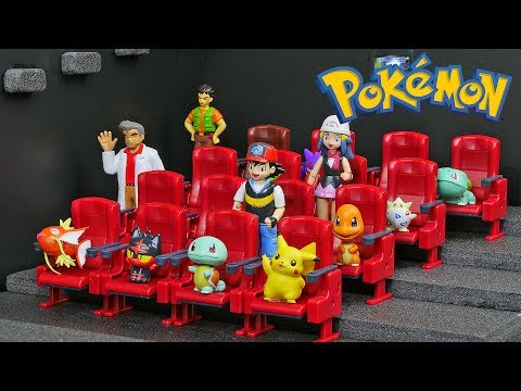 Pokemon 20th movie merchandise - I Choose You!