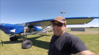 JUST AIRCRAFT SUPER STOL XL OSHKOSH 2016