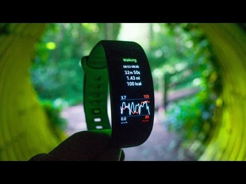Best HR Smartband 2016 - Top 5 Heart Rate Fitness Trackers