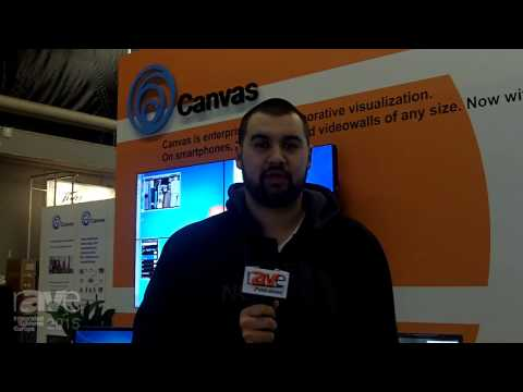 ISE 2015: Jupiter Systems Features Canvas 3.0 Audio and CCRS-4K