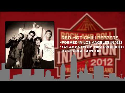 Inductee Spotlight: Red Hot Chili Peppers