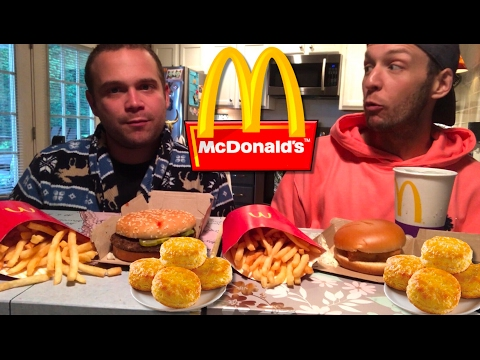 Tony is back! Join us for some yummy McDonald's! Want to send me something?! Tyler Ramey PO Box #7727 Kingsport TN 37664 Facebook: facebook.com/tylerrameyyoutube Instagram:...