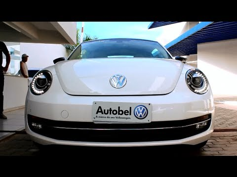 Test Drive Volkswagen Fusca 2.0 TSi DSG 2013 (Canal Top Speed)