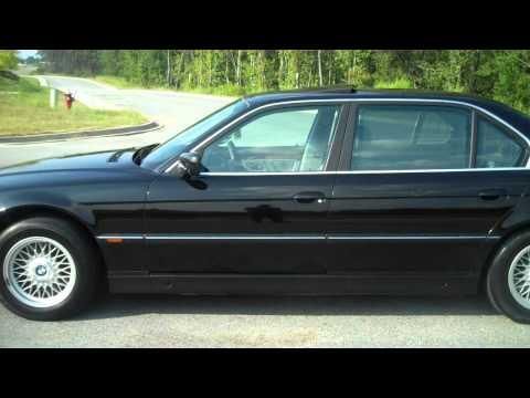 1998 BMW 740iL E38 107k miles