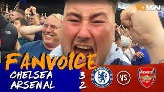 Alonso scores the winner in five goal thriller! | Chelsea 3-2 Arsenal | 90min FanVoice