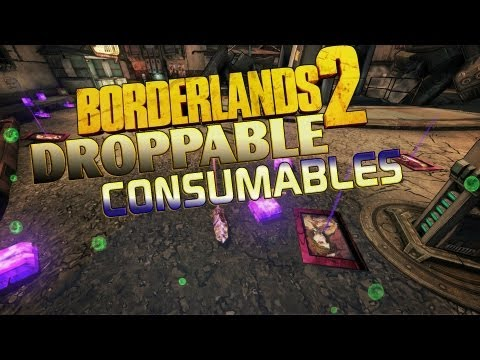 Borderlands 2 - Droppable Eridium + More!