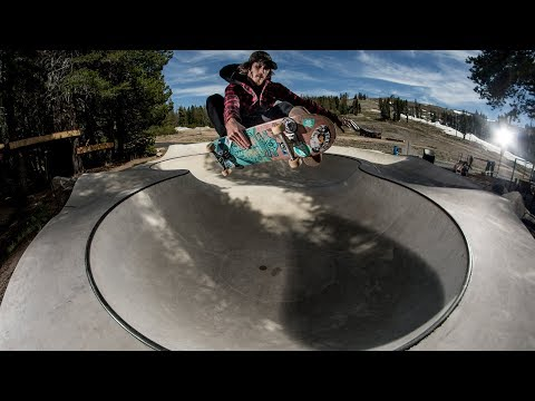 Tech Wizard Dave Bachinsky At Woodward Tahoe