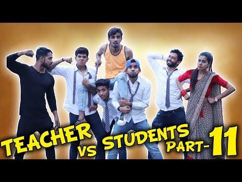 TEACHER VS STUDENTS PART 11   BakLol Video   thumbnail