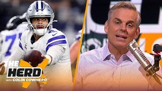 Colin Cowherd plays 'Trick or Treat' to say which teams are contenders & pretenders | NFL | THE HERD