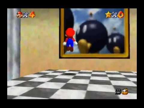 la historia del juego maldito de super mario 64(loquendo)