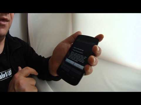Samsung Galaxy Nexus how to SIM unlock your phone for free version 2