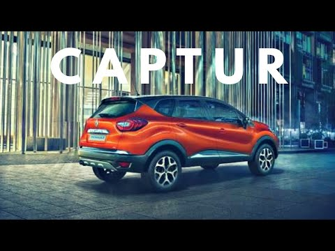 Renault Kwid is old now. Checkout the upcoming Renault Captur | Video