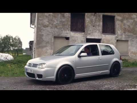 VW Golf IV V6 R32 look