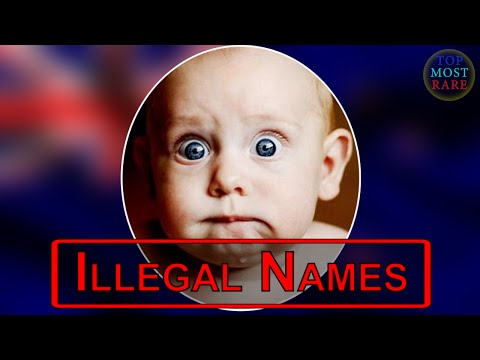 10 Banned Baby Names around the World