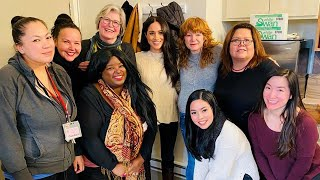 Meghan Markle's Visit to Women's Shelter Was a Surprise