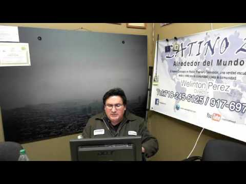 2 - 8 - 2016 -- 7.30 Latino 2 Radio Prensa y T V DESPERTAR LATINO AMERICANO