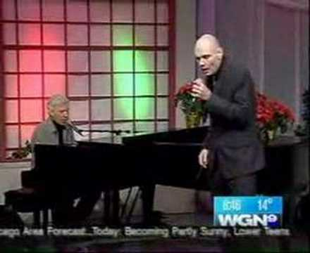 We Three Kings- Billy Corgan, Emilie Autumn & Dennis DeYoung Video