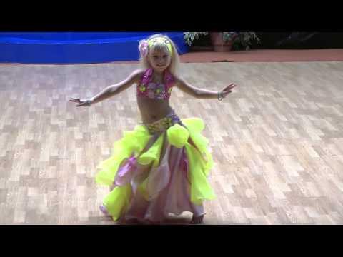 Angelina Galushkina ⊰⊱ Fiesta Dance '13.