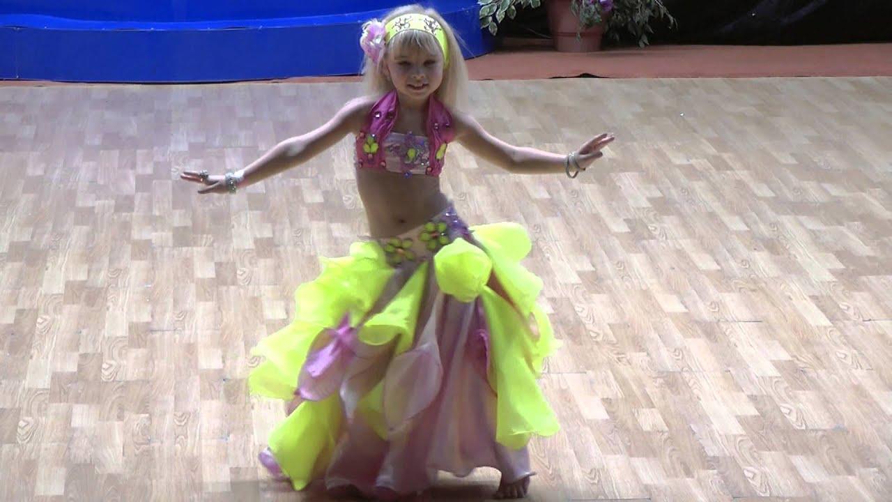 Танец на конкурс для девочки