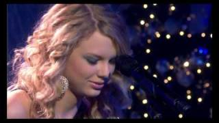 Watch Taylor Swift Silent Night video