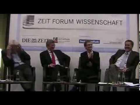 52. ZEIT FORUM Wissenschaft - Zukunft Der Wissenschaft In Deutschland