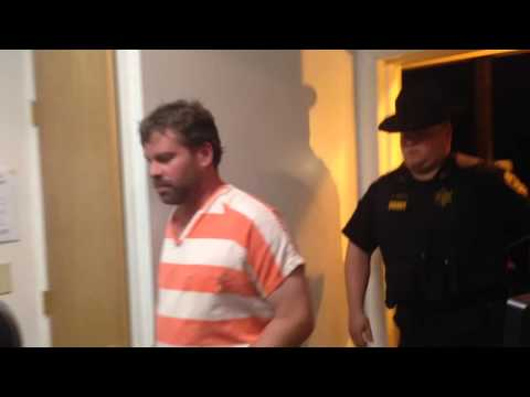 Arraignment of Amish kidnapping suspects