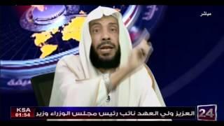 نقاش حاد الشيخ صالح العصيمي ورياض الودعان عن الخطباء