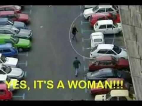 Dokaz da su žene loši vozači! 4.deo