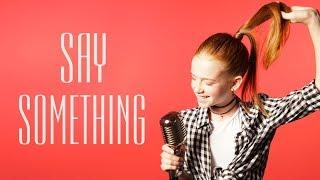 Download Lagu Justin Timberlake - Say something (Cover by Baginska) Gratis STAFABAND