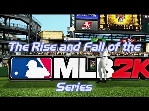 SportsGamerShow - The Rise and Fall of the MLB 2K Series