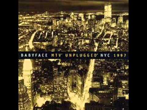 Babyface - Breathe Again