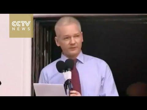 Timeline: WikiLeaks founder Julian Assange holed up since 2012
