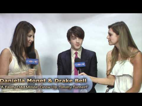 Drake Bell & Daniella Monet Talk 'A Fairly Odd Movie' thumbnail