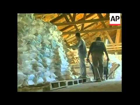 UN says Hamas seized food aid and blankets in warehouse raid