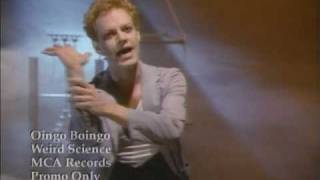 Watch Oingo Boingo Weird Science video