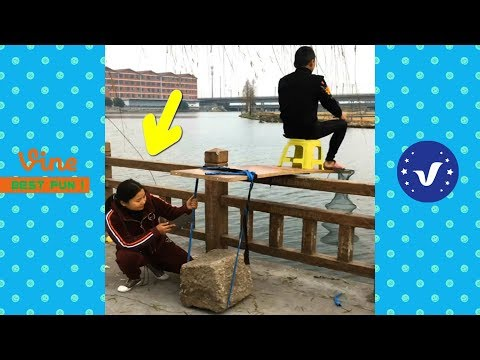 Funny Videos 2017 в People doing stupid things P94