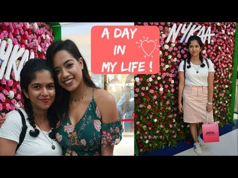 NYKAA Meet & Greet VLOG: Debasree Banerjee meet cheythu | Nykaa Beauty Bar