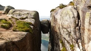 The Most Dangerous Stone In The World / Norway