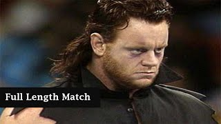 Undertaker's In-Ring Debut Match - 25 Years of The Undertaker